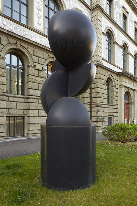 Sculpture, Volume 8, ETH Zurich